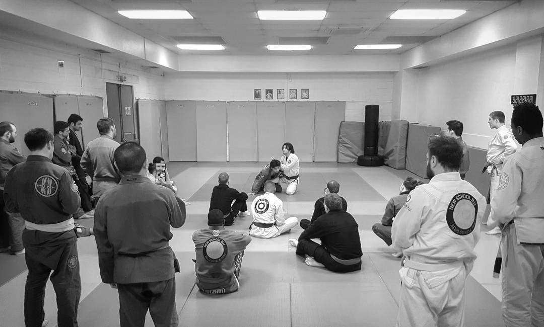 Deep Half Guard Seminar by Masahiro Iwasaki