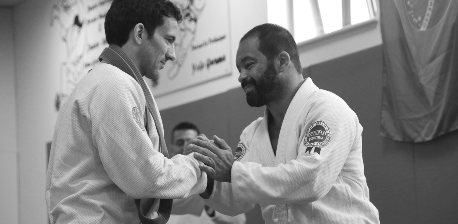"<span class=""red"">OLD SCHOOL SPIRIT</span> NEW SCHOOL JIU JITSU"