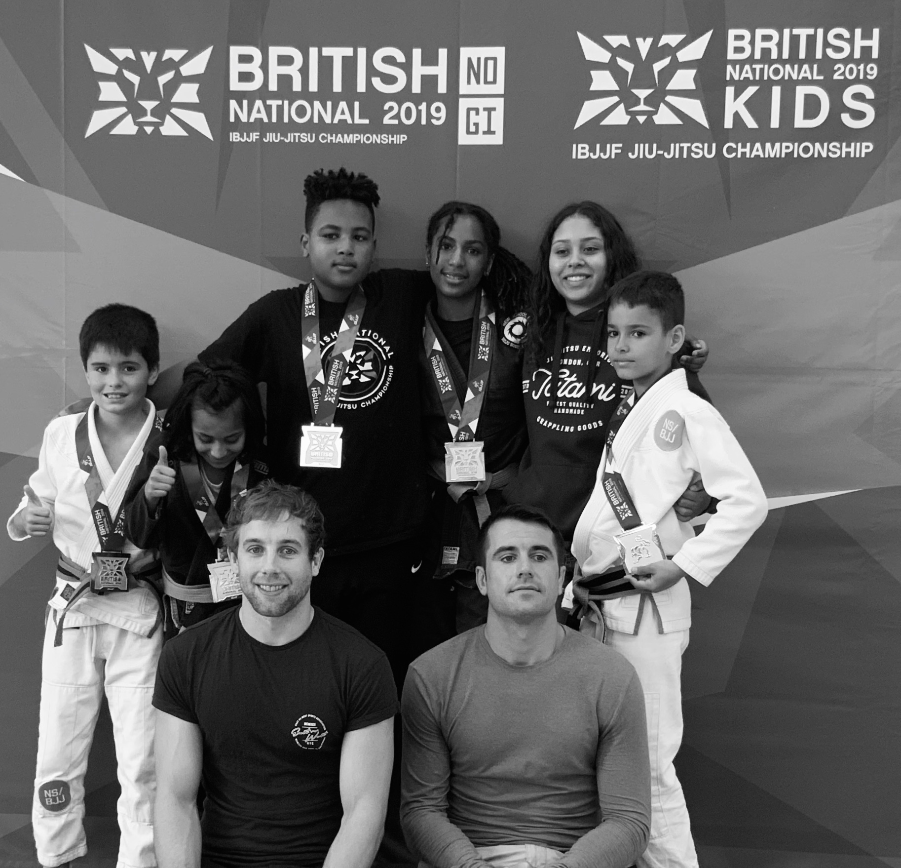 Youth Squad – IBJJF British National Jiu Jitsu Championship 2019