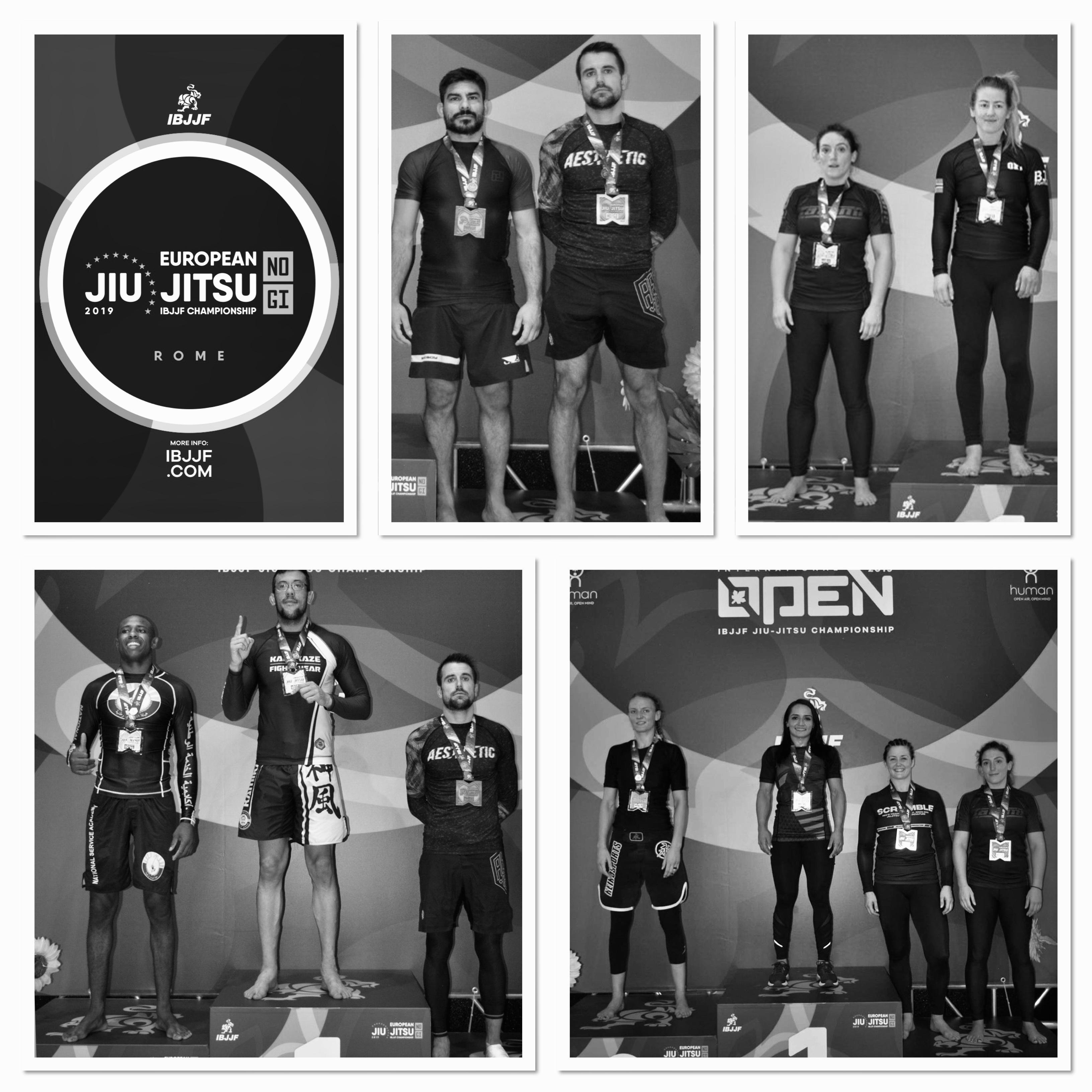 European Jiu-Jitsu No-Gi IBJJF Championships – Italy