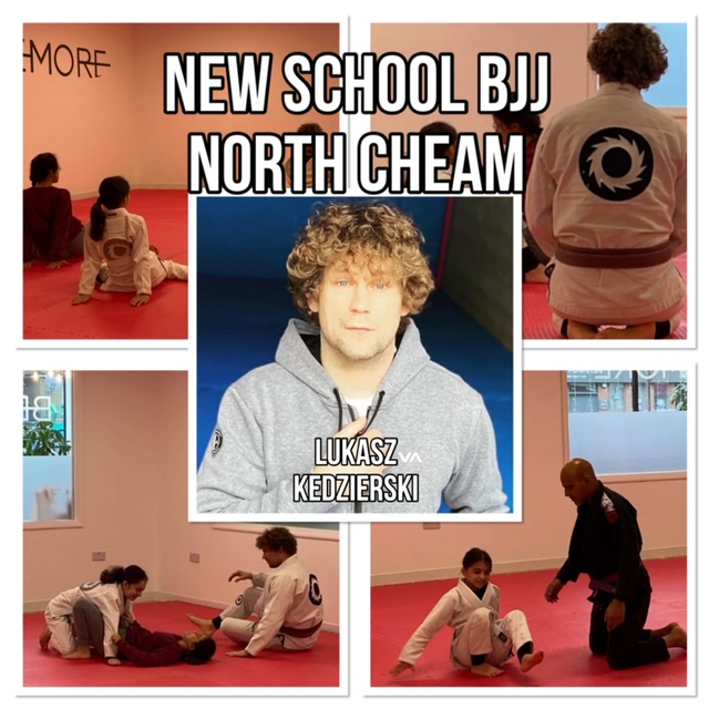 New School BJJ Opens New Branch in Cheam !!